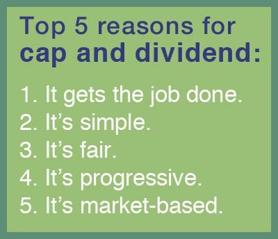 cap and dividend