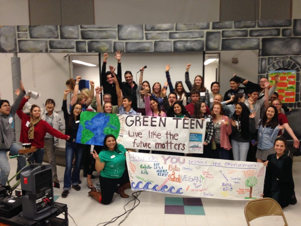 Sonoma County youth are empowered to make an impact and combat the climate crisis.