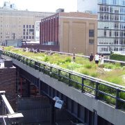 NYC Highline Garden