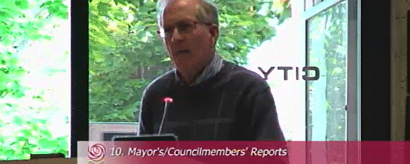 Mike Turgeon, on behalf of the Friends of the Santa Rosa Climate Action Plan