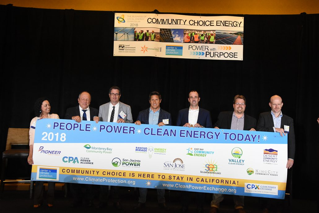 Community Choice leaders celebrate providing power with purpose