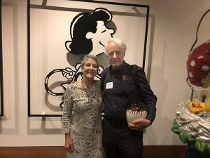 Ann Hancock and Adam Hochschild