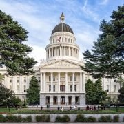 California State Capitol by Andre m