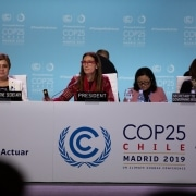 COP25 Closing Plenary. Sunday 15th 2019