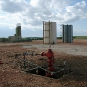 natural gas wellhead