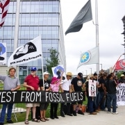 Divest from Fossil Fuel