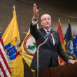 Gov. Philip D. Murphy, a Democrat from New Jersey, (New Jersey National Guard photo by Mark C. Olsen) found on https://www.flickr.com/photos/njnationalguard/44910726671