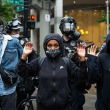 Seattle Black Lives Matter protest by Kelly Kline