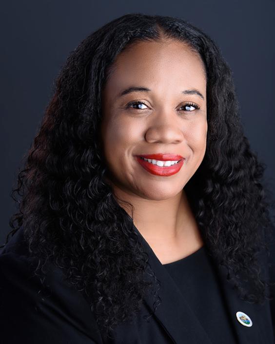 Kimberly Warmsley, Stockton City Council Member